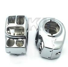 Switch Housing Cover Kit For 14-17 Harley Touring Aftermarket #71500185