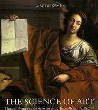 Science of Art optical Themes in Western Art from Brunelleschi to Seurat, printe