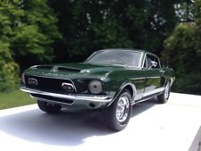 Franklin Mint Shelby Mustang GT 500 Signiture Edition Signed By Carroll Shelby
