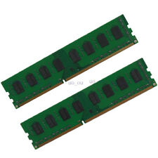 4GB (2X2GB) PC3-8500 DDR3 1066MHZ Desktop Memory RAM CL7 for AMD CPU matherboard