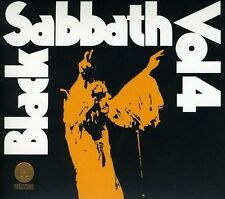 BLACK SABBATH Vol. 4 CD BRAND NEW 2014 Remaster Digipak Volume Four
