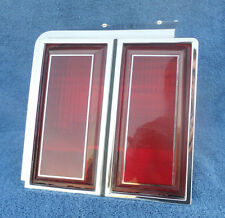 1984 85 86 87 OLDSMOBILE CUTLASS 4 DOOR RH PASSENGER TAIL LIGHT OEM
