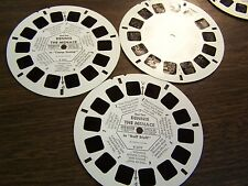 VINTAGE - DENNIS THE MENNACE VIEW-MASTER STEREO PICTURE - 3 REEL SET ONLY