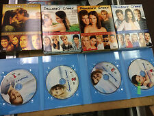 ^ Dawson's Creek, DVD Series, Seasons 1-4