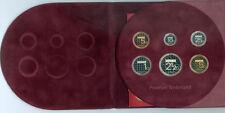 Niederlande Gulden-Kursmünzensatz 1998 PP  (8,90 Gulden)