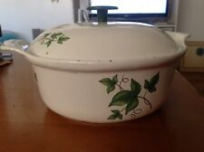 Prizerware Enamel Coat Cast Iron Green Ivy rC2 Casserole