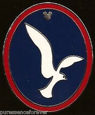 Disney Pin: WDW Hidden Mickey 2010 - Past Attractions: If You Had Wings Seagull