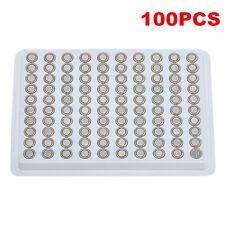 100 pcs SR626SW AG4 377 LR626 1.55V Alkaline Button Cell Watch Batteries Battery
