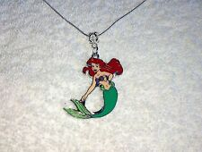 ARIEL The LITTLE MERMAID Charm NECKLACE Party Bag Gift 16 Inch Unwanted