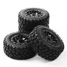 1:10 RC Short Course Truck Tyre Wheel Rim For TRAXXAS SLASH PP0339+PP1003K New