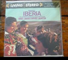 Classic Records LP 1rst Edition Chicago Symphony Iberia (Reiner) 180G NEW