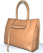 Rebecca Minkoff 'Medium MAB' Leather Tote, Light Brown Pre-owned(See Cond.) $265