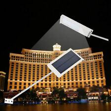 15 LED Ultra-thin Waterproof Solar Sensor Wall Street Light Outdoor Garden Lamp~