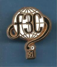 Pin's pin MONTGOLFIERE F3C (ref 096)
