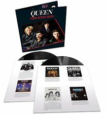 "Queen ""greatest hits I"" 180gr heavyweight Vinyl 2LP + MP3 NEU 2016 Re-Issue"