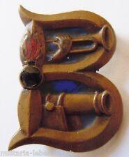 Insigne Marine 1939 LE BRANLEBAS Drago déposé  émail ORIGINAL WWII France