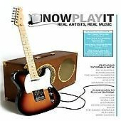 NOW PLAY IT EMI DVD '07 ONE TO ONE GUITAR TUITION FROM BRITPOP STARS UNIQUE VGC