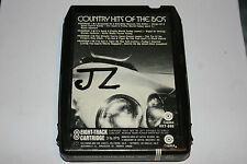 Country Hits of the 60's 8 Track