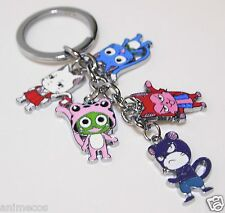 New Fairy Tail Keychain Happy Carla Frosch Lector Pantherlily Keyring