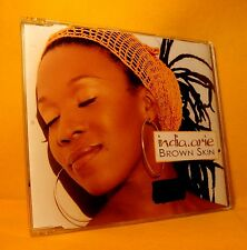 MAXI Single CD India.Arie Brown Skin 2TR 2001 Funk / Soul RARE PROMO !