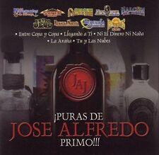 Zz/Various Artists - Puras De Jose Alfredo Primo (2005) - Used - Compact Di