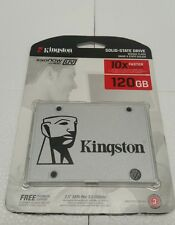 "Kingston 120GB SSDNow UV400 SATA III 2.5"" Internal SSD"
