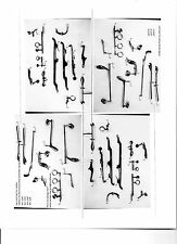 COMPLETE SET OF 18 BIRDS EYE VIEW SAX CLARINET FLUTE  OBOE BASSOON REPAIR VIDEOS