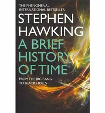 A Brief History Of Time: From Big Bang To Black Holes by Stephen Hawking | NEW