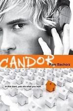 Candor by Pam Bachorz (2009, Hardcover) Library binding