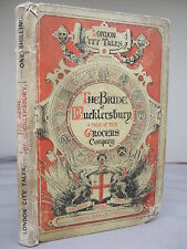 The Bride of Bucklersbury - A Tale of The Grocers' Company- London City Tales HB