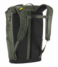 New The North Face Base Camp Kaban Charged Backpack TSA Laptop Bag Grey
