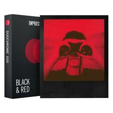 Impossible 600 Duochrome Black & Red Instant Film - NEW