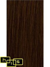 "20"" CLIP IN REMY HUMAN HAIR EXTENSIONS CHOCOLATE BROWN"