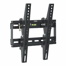 "VonHaus Premium Slim TV Wall Bracket for 17-37.5"" inch LCD, LED & Plasma TV"