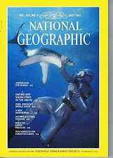 SHARK SUIT / ELLESMERE ISALND / IOWA National Geographic May 1981