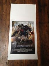 Transformers 3 locandina poster Transformers: Dark of the Moon John Malkovich
