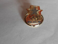 Vintage 1980 Olympic Games Olympics Buick Advertising Pin