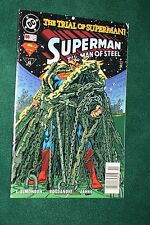 Superman: The Man of Steel #50 1995 DC Comics