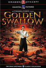 Golden Swallow ~ DVD ~ Brand new & sealed ~ Shaw Bros. ~ Free Shipping!