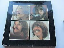 THE BEATLES  ORIG 1970  UK LP  LET IT BE  BOX SET  EXPORT SLEEVE  POSTER -2U -2U