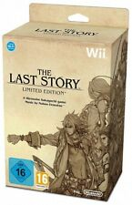 Nintendo Wii Spiel - The Last Story Spiel - Limited Edition (mit OVP)