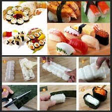 Japan Nigiri Sushi Mold Rice Ball 5 Rolls Maker Non Stick Press Bento New Tool