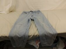 RedHead Jeans Mens See Photos For Measurements Bass Pro Light Wash Denim 50141
