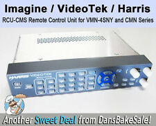 VideoTek imagine Harris RCU-CMS Remote Control Unit for VMN-4SNY & CMN Series