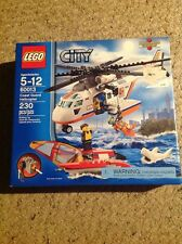 New In Box Lego City 60013 Coast Guard Helicopter.  Box Shows Slight Wear.