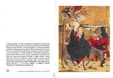 B35757 Flight into Egypt ca 1500 by the Meister von Mondsee jesus religion