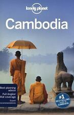 Lonely Planet Cambodia by Greg Bloom and Nick Ray (2014, Paperback, Revised)