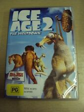DVD - Ice Age 2 The Meltdown - R4