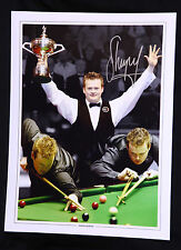 New Shaun Murphy Signed 12x16 Snooker Montage