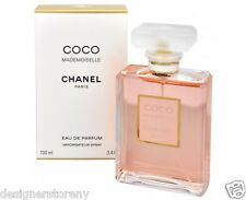Coco Mademoiselle Chanel Paris Eau De Perfume Vaporisateur Spray 100ml/3.4 oz.